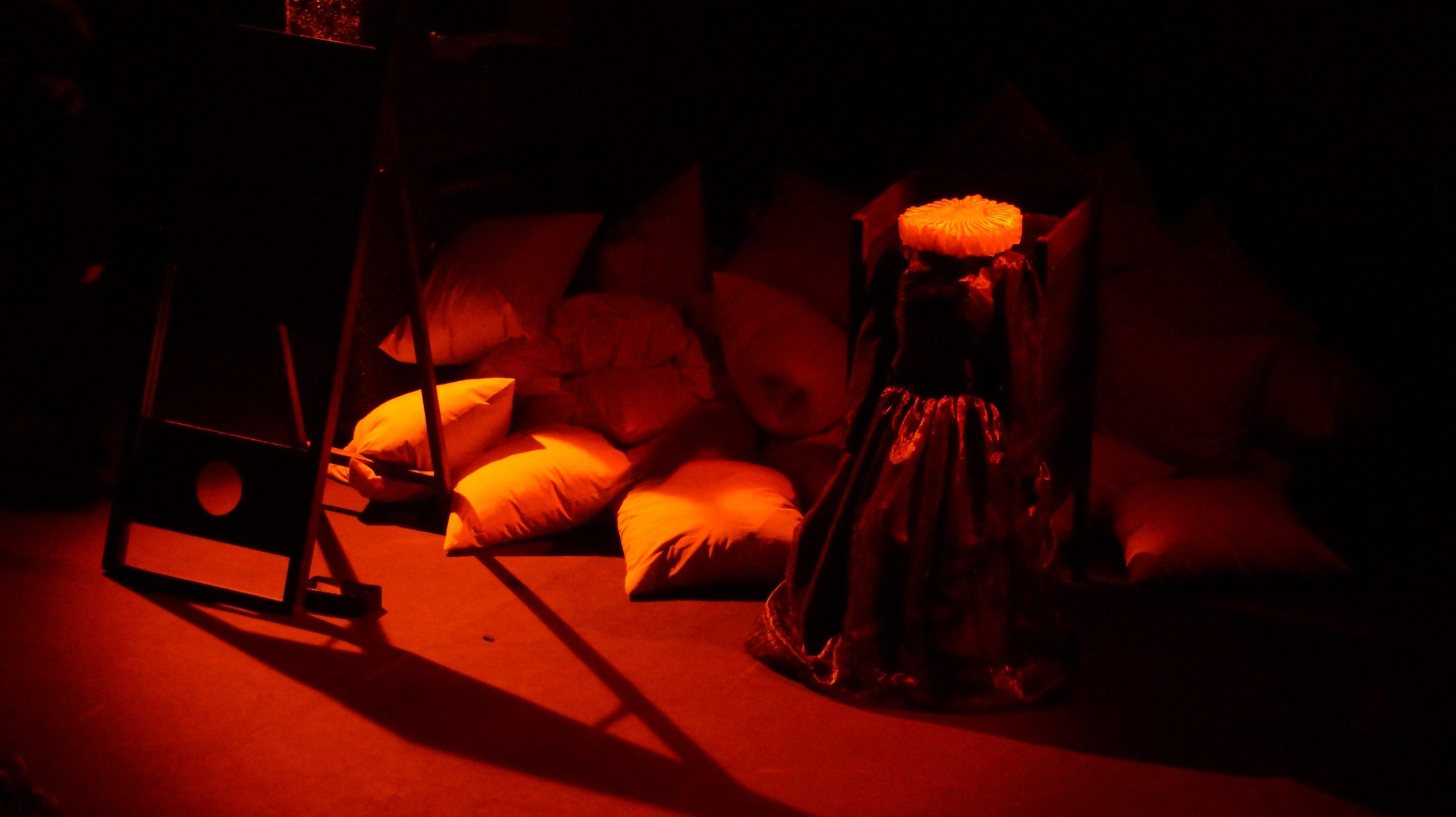 «Одна Елизавета…» Дарио Фо (Призрак Марии Стюарт)