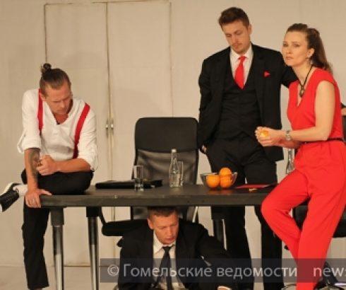 Состоялся предпремьерный показ спектакля «Метод» в молодёжном театре