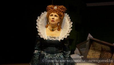 На сцене Гомельского городского молодёжного театра состоялась премьера спектакля «Одна Елизавета…»